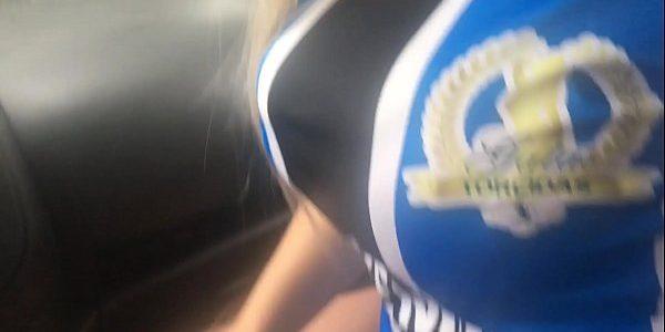 Taxista de uber carioca recebeu chupeta