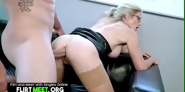 Cory Chase in Stepson caught m. on tinder with stripping videos